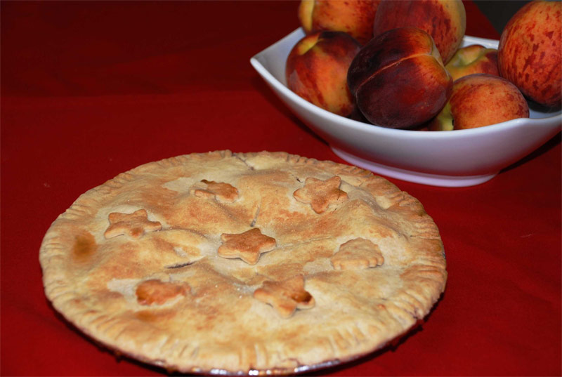 Gluten Free Pie Recipe – Peach