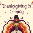 Thanksgiving Menu & Promo