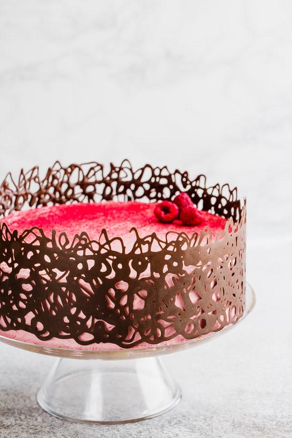 How To Make Chocolate Cage Easy Chocolate Cake