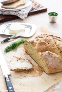 Irish Soda Dill Bread