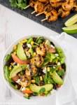 Southwestern Grilled Shrimp Salad