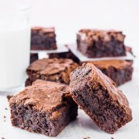 Gluten-Free Almond Flour Brownies
