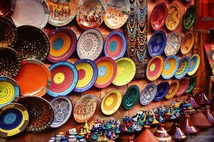 Shopping in Marrakesh