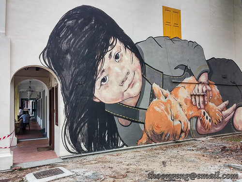 street art in Kampong Glam