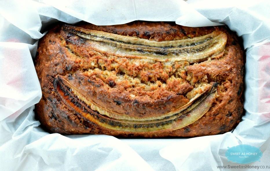 Banana bread diabete friendly recipe