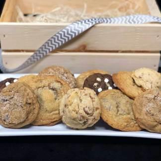 Sweet Bee Bakeshop Baked Cookies in Decorative Box