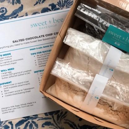 Sweet Bee Bakeshop Baking Box