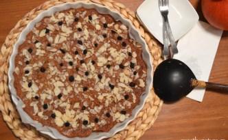 Κέικ Αμυγδάλου με Καρύδα_1