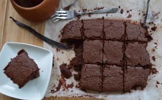 Brownies Αμυγδάλου_3