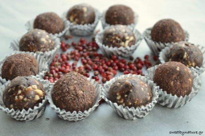 Σοκολατάκια με Ροζ Πιπέρι_3