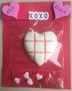 TicTacToe Hearts Valentine