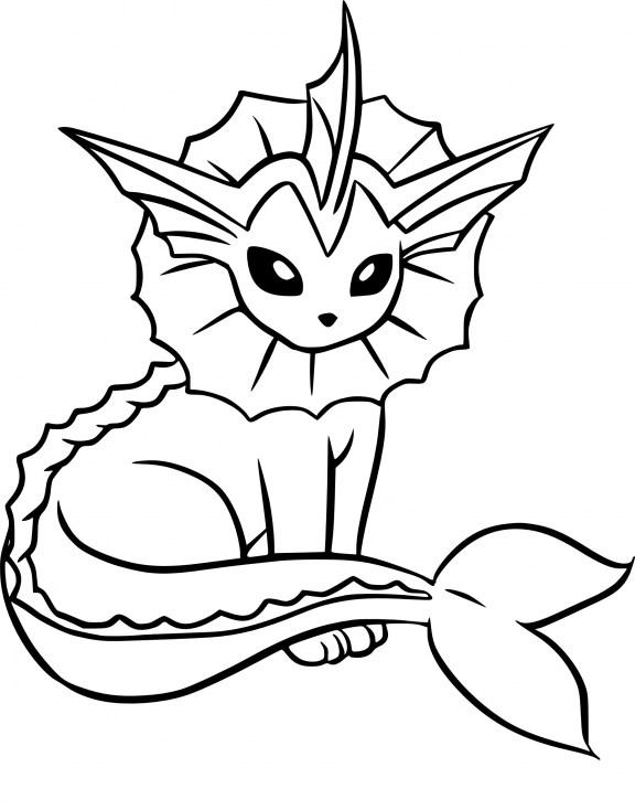 Coloriage Pokemon Famille Evoli Coloriage Evoli Et Ses 5 Modern
