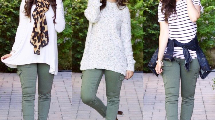 Fall Favorites: How to Wear It 3 Ways.