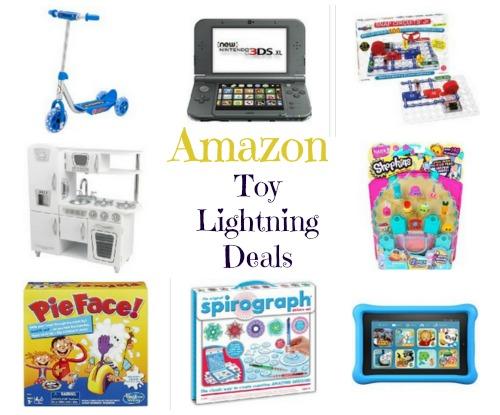 Amazon toy lightning deals