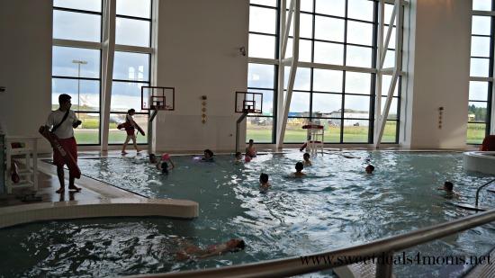 waterpark pool lifeguards