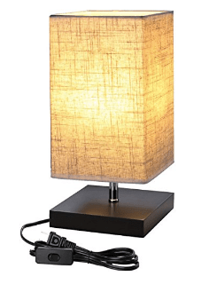 April 2018 sweet deals 4 moms amazon offers the le square bedside table lamp for 3199 use code i3u2zuw7 to lower the price to 1799 it measures 13 x 6 x 6 deal ends may 6 fandeluxe Images