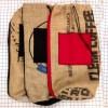 Burlap Laundry Bags
