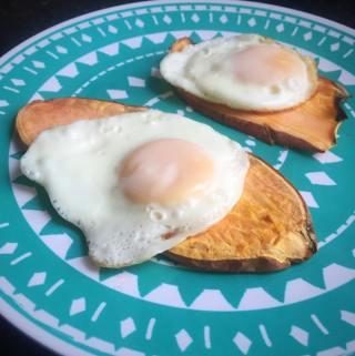 Sweet Potato Toast!