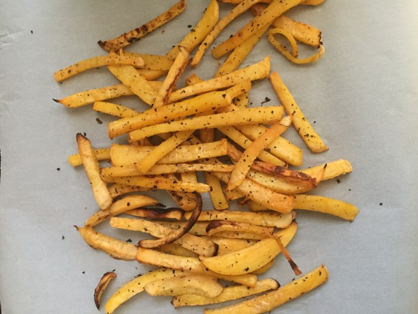 paleo rutabaga fries
