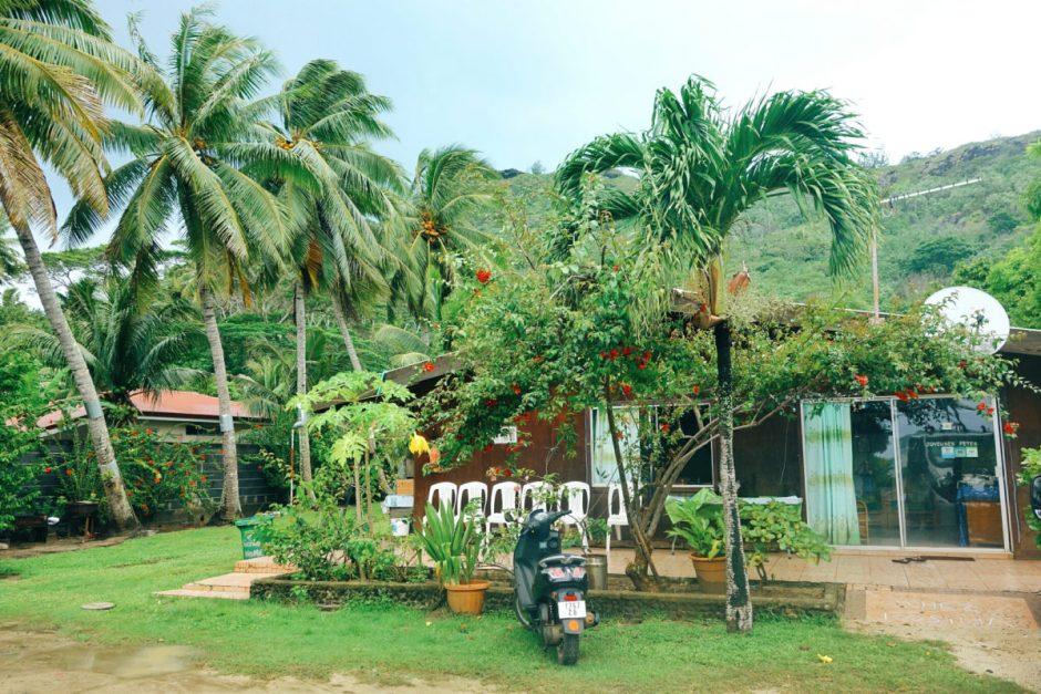 Bora bora guesthouse