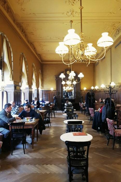 Vienna coffeehouse guide