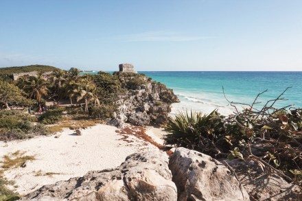 less visited cenotes in Tulum