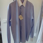 Kitsuné cotton dress shirt | credit: Tres Bien Shop via Flickr