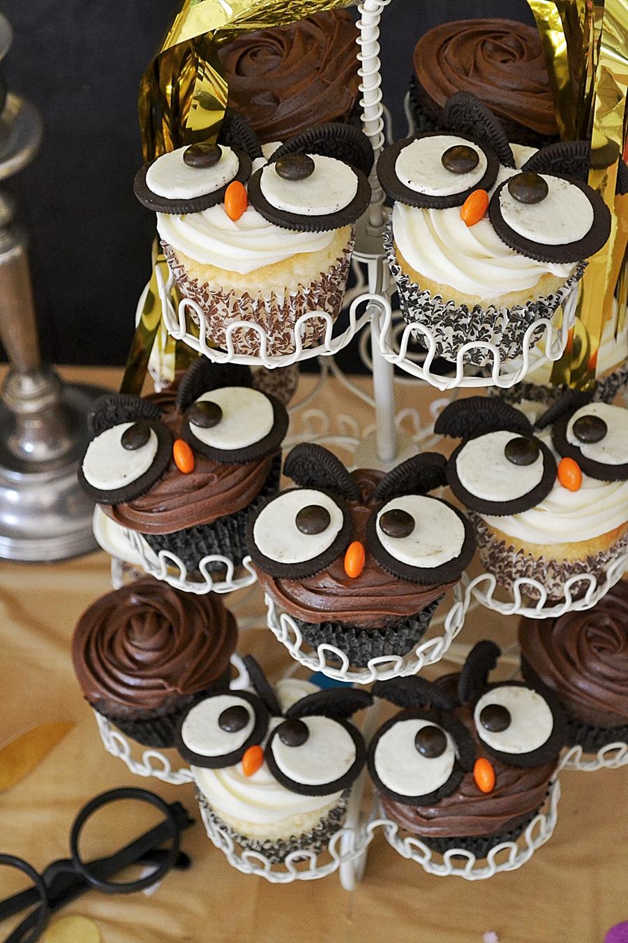 Owl Party Decoration