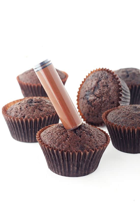 Death By Chocolate Cupcakes