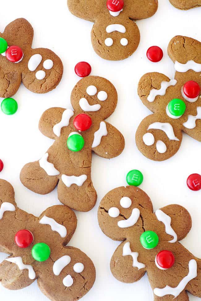 Easy Gingerbread Men