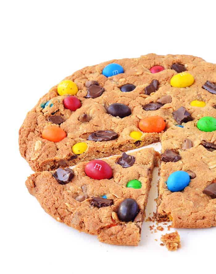 Giant Monster Cookie