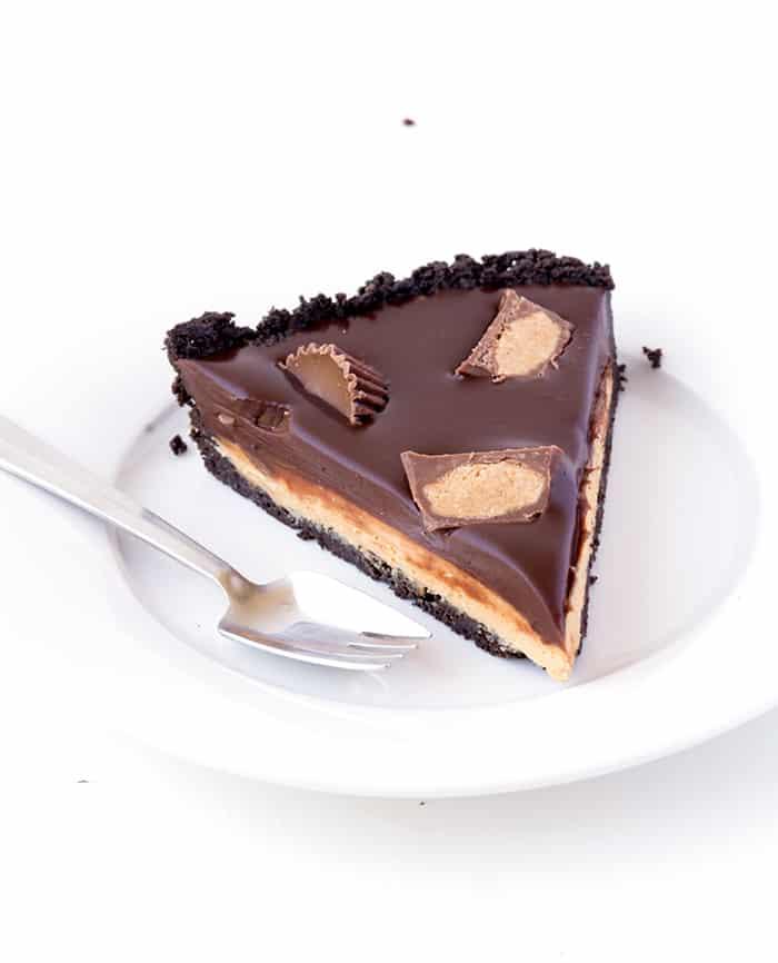Oreo Peanut Butter Chocolate Tart
