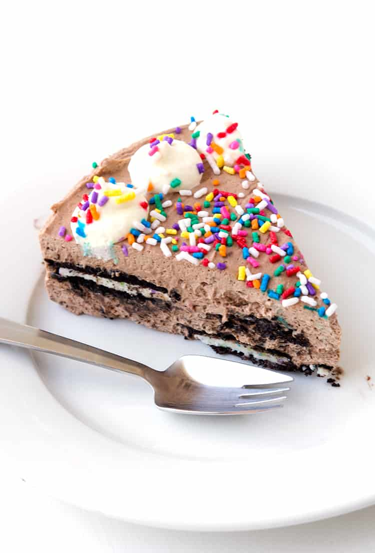 Super Easy No Bake Birthday Cake Recipes For Kids Simply Well Balanced