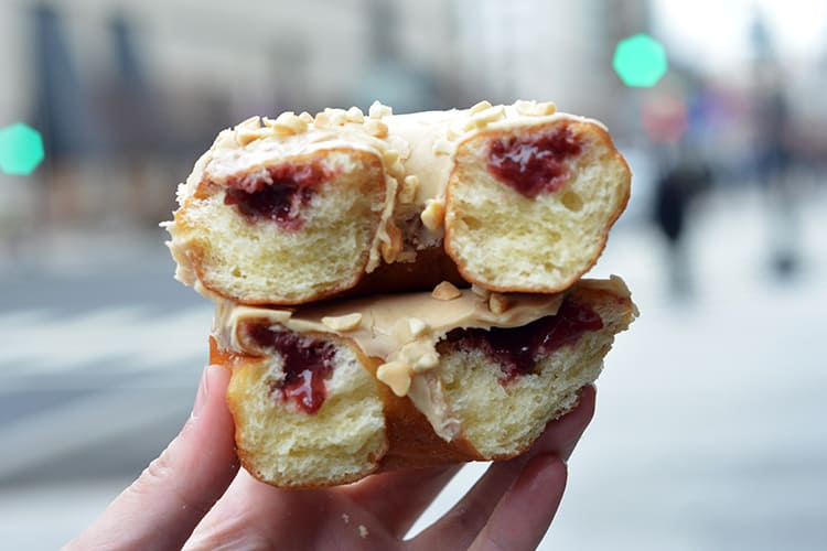 Washington DC food | Sweetest Menu