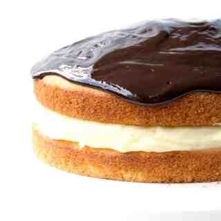 Easy Boston Cream Pie