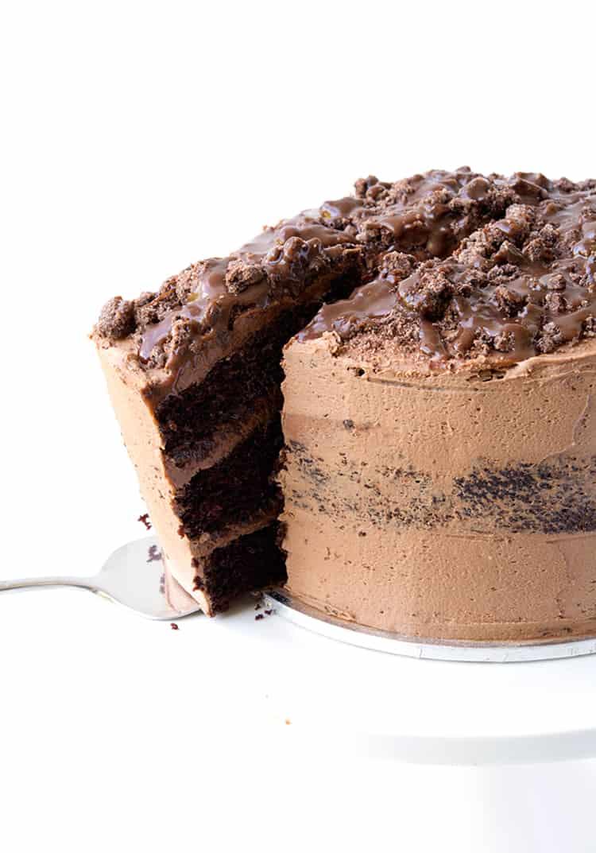 Chocolate Truffles Made With Cake Crumbs