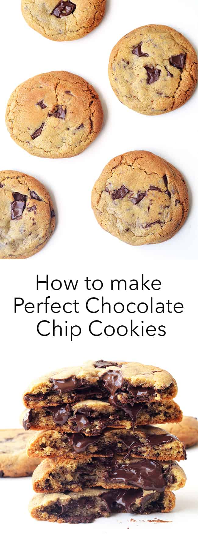 How to make perfect chocolate chip cookies | Sweetest Menu