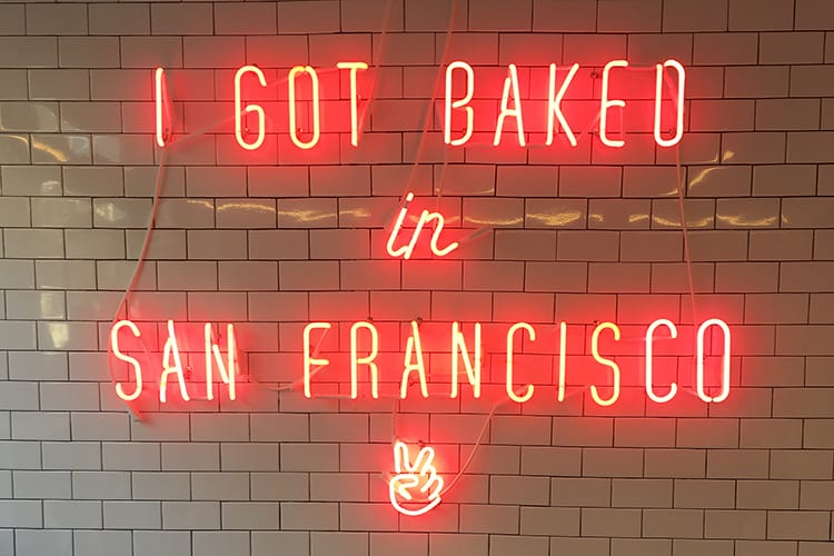 San Francisco Eats | Sweetest Menu