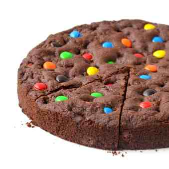 MM Chocolate Cookie Cake