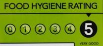 sweet fantasies Food Hygiene Rating 5*