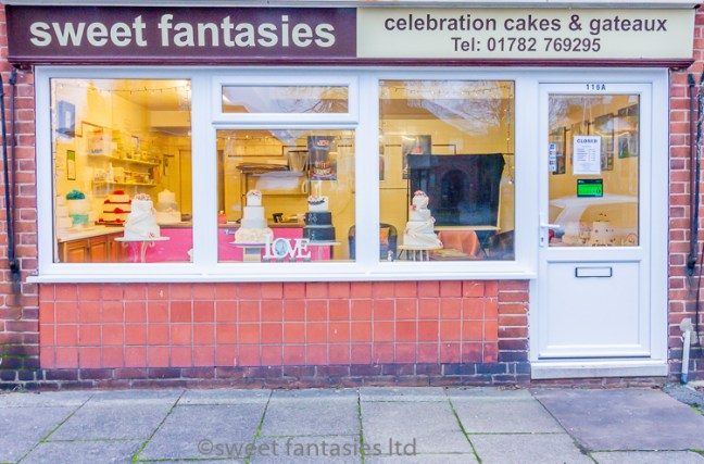 Contacting Us-Sweet fantasies Shop, 116a Baddeley Green Lane ST2 7HA