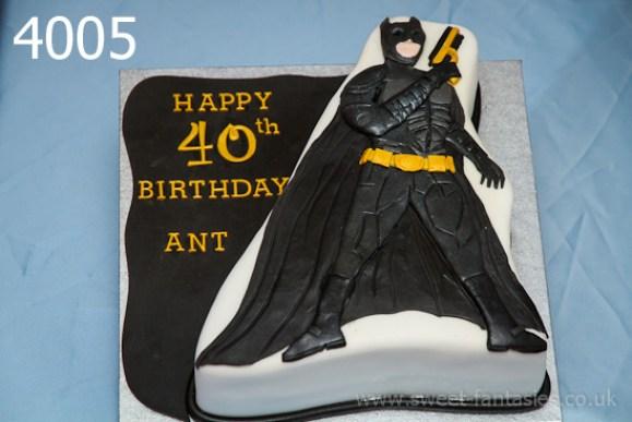 2D Batman