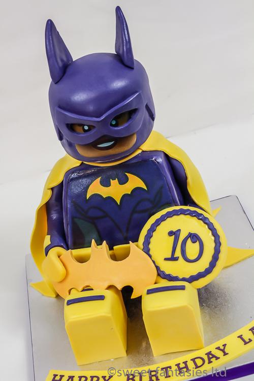 Lego batman Batman Cake