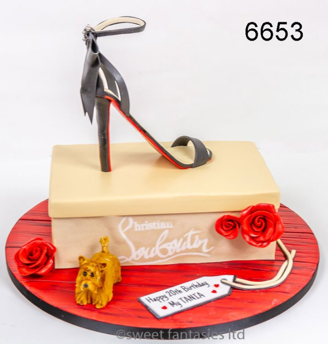 ladies Birthday cake