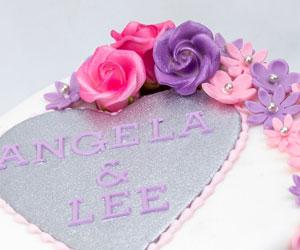 Anniversary cake designs