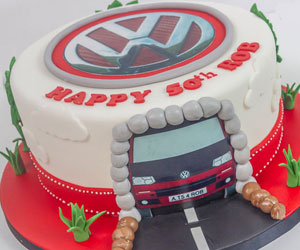 Birthday Cakes for Men, gallery page 2 - sweet fantasies