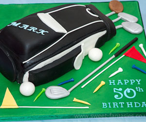 Sporting Themed Cakes gallery 3 - sweet fantasies cakes