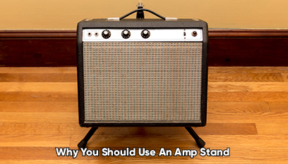 Why You Should Use an Amp Stand | Sweet Guitar Tones