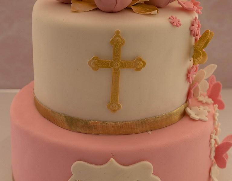 Brielle Dedication Cake