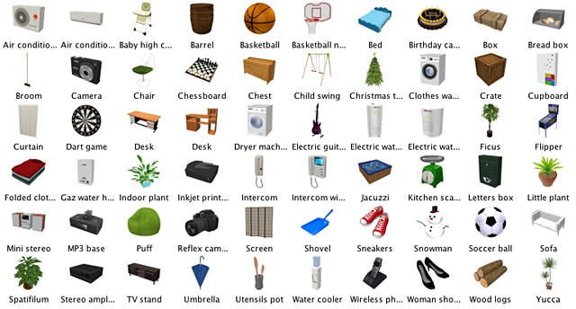 Find Missing Object